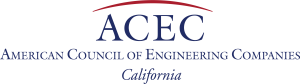 American Council of Engineering Companies California